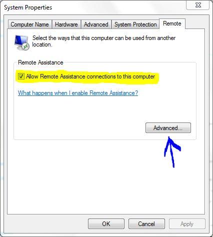 Escritorio remoto windows 7 systemnor - Escritorio remoto ...