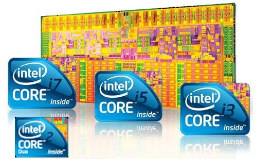 """Logo Procesadores """"iCore"""""""